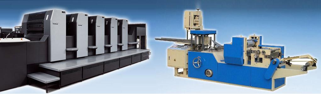 Press, binder machine